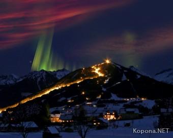 Fascination Polar Light Screensaver v1.0