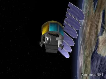 Satellites 3D Screensaver v1.0