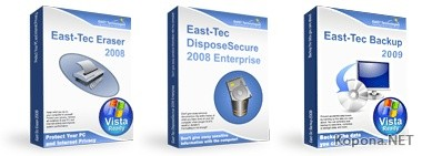 East-Tec All Products Universal Keygen v1.0
