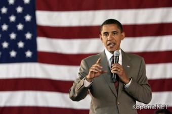 Победа Барака Обамы на президентских выборах в США