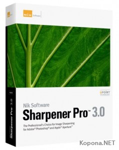 Nik Software Sharpener Pro v3.001