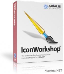 Axialis IconWorkshop v6.33 Professional Edition Retail FOSI