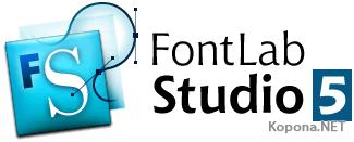 FontLab Studio v5.04