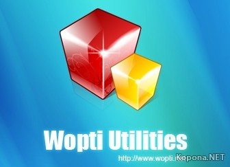 Wopti Utilities Special Edition v7.85.8.926