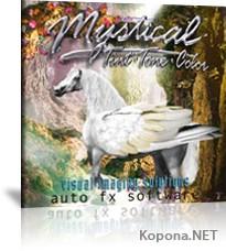 AutoFX Mystical Tint Tone and Color Suite 1.06 for Adobe Photoshop