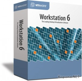 VMware Workstation 6.5.2.156735