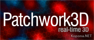 Lumiscaphe Patchwork 3D 3.6.0