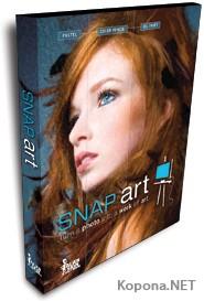 Alien Skin Snap Art v2.0.1