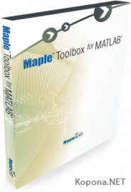 Maple Toolbox for Matlab 13.0