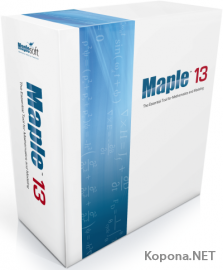 Maplesoft Maple v13.01 *UPDATE ONLY*