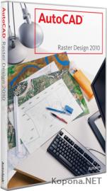 Autodesk AutoCAD Raster Design 2010 *ISO*