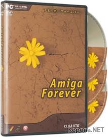Amiga Forever Plus Edition 2009 Retail + ISO