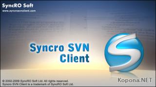 Syncro SVN Client v5.0