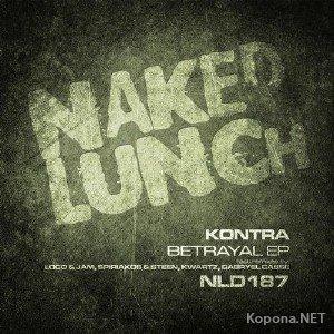 Kontra - Betrayal EP (2012)