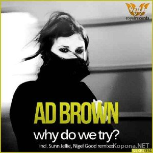 Ad Brown - Why Do We Try? (2012)