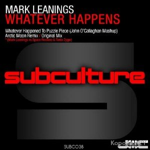 Mark Leanings - Whatever Happens (2012)
