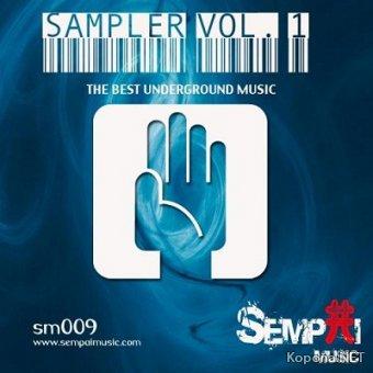 Sampler Vol.1 (The Best Underground Music) (2012)