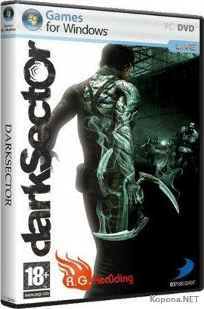 Dark Sector (2009/RUS/RePack by R.G. ReCoding)