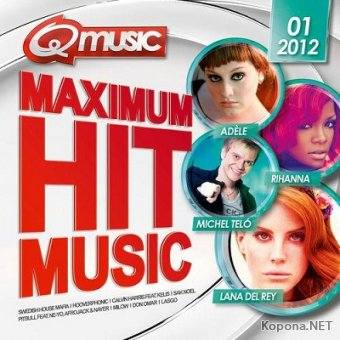 Maximum Hit Music 2012 Volume 1 (2012)