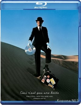 Pink Floyd - Wish You Were Here (1975-2011) Blu-ray