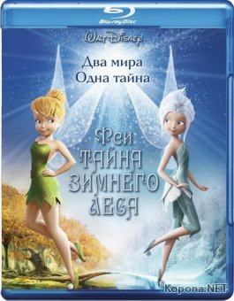 Феи: Тайна зимнего леса / Secret of the Wings (2012) Blu-ray + BDRip 1080p [3D, 2D] + DVD5 /  AVC