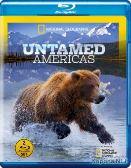 National Geographic. Дикая природа Америки (1 сезон) / Untamed Americas (2012) Blu-ray + BDRip 1080p / 720p + HDRip