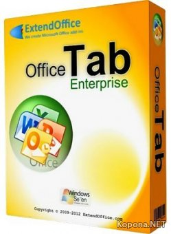 Office Tab Enterprise Edition 9.20 (2012)