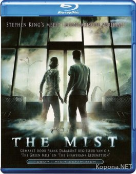 Мгла / The Mist (2007) Blu-ray + BD Remux + BDRip 1080p / 720p / AVC + HDRip