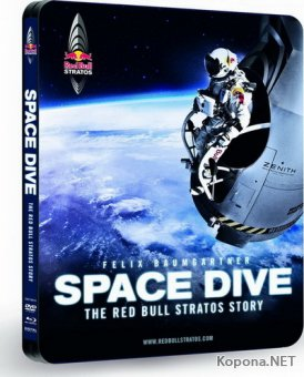 Прыжок из космоса / Space Dive - The Red Bull Stratos Story (2012) Blu-ray + BD Remux + BDRip 1080p / 720p + HDRip + AVC
