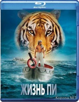 Жизнь Пи / Life of Pi (2012) Blu-ray [3D, 2D] + BD Remux + BDRip 1080p [3D, 2D] / 720p / AVC