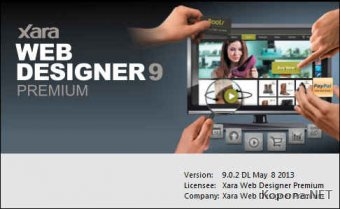 Xara Web Designer Premium 9-0-2-27772 Final (2013)