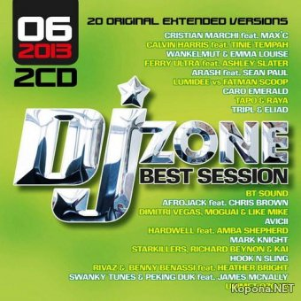 Dj Zone Best Session 06/2013 (2013)