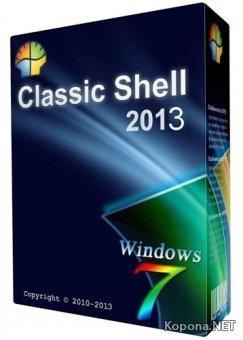 Classic Shell v 4.0.2 Русская версия (2013)
