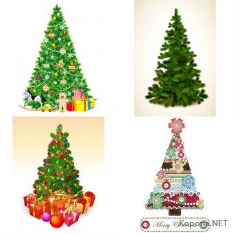 Новый год - Рождество - 11 (EPS)