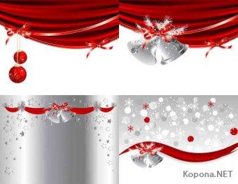Новый год - Рождество - 12 (EPS)