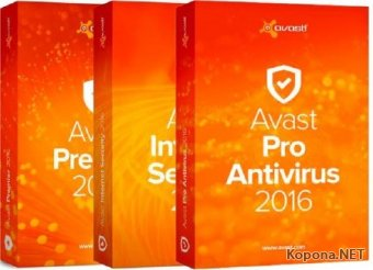 Avast! Pro Antivirus / Internet Security / Premier 2016 v.11.2.2260 Final