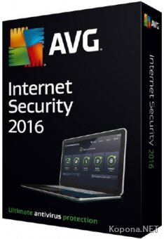 AVG Internet Security 2016 16.81.7639