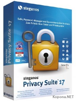 Steganos Privacy Suite 17.1.3 Revision 11851 + Rus