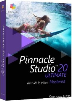Pinnacle Studio Ultimate 20.6.0.322 + Content Pack + Tool