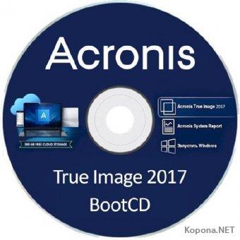 Acronis True Image 2017 20.0.5534 BootCD