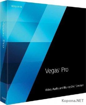 Magix Vegas Pro 13.0 Build 543 (x64)
