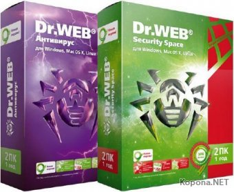 Dr.Web Security Space & Anti-Virus 11.0.3.8250