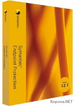 Symantec Endpoint Protection 12.1.7061.6600 MP6 Final + Clients