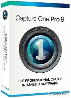Phase One Capture One Pro 9.3 Build 085