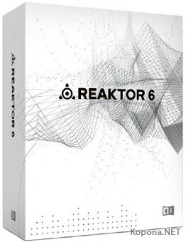 Native Instruments - Reaktor 6.0.4