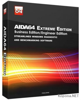 AIDA64 Extreme / Engineer / Business Edition 5.90.4200 Final + Portable