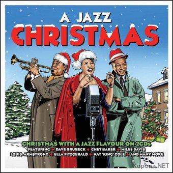 A Jazz Christmas 2CD (2015)