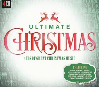 Ultimate Christmas 4CDs of Great Christmas Music (2015)