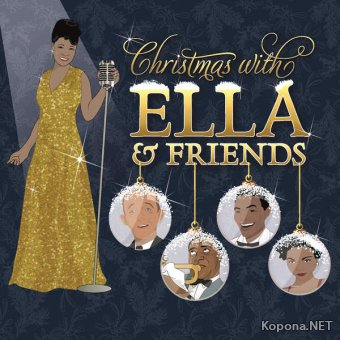 Various Artists - Christmas With Ella & Friends (2015)