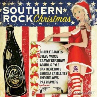 VA - Southern Rock Christmas (2015)